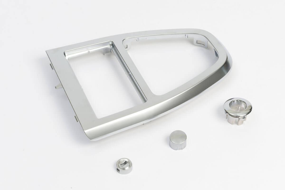 Injection pièces plastiques d'aspect automobile