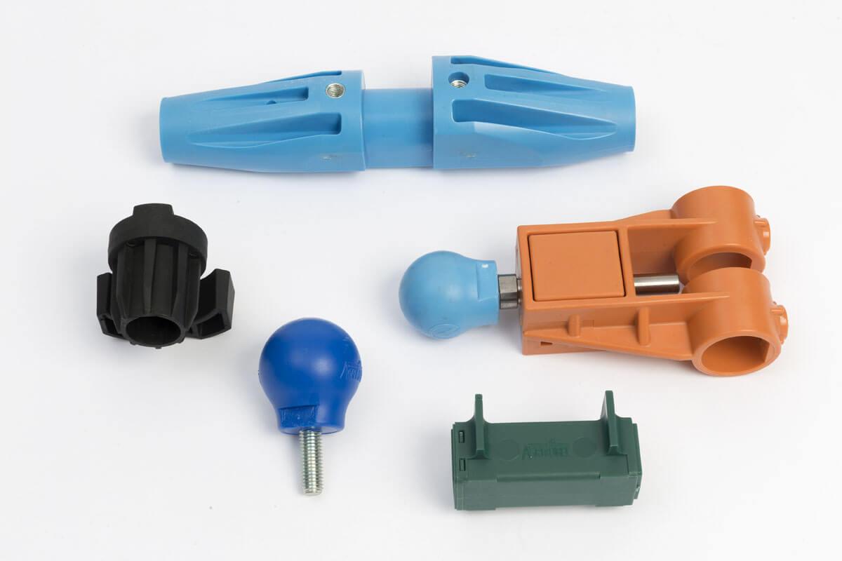 Injection plastique pièces agricoles
