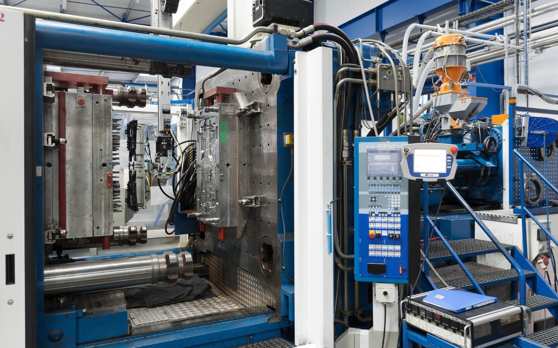 Industrialisation moule plastique